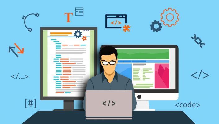 Tự học lập trình qua website.