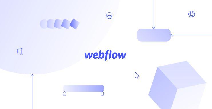 Weflow - thư viện mẫu website tối giản - tinh tế