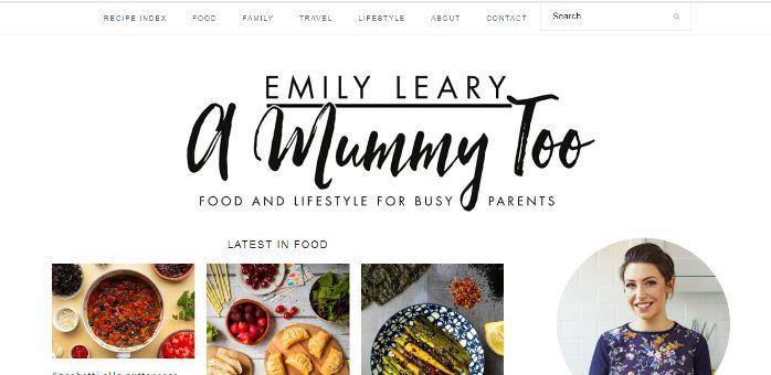 A Mummy too - website dạy nấu cháo dinh dưỡng giành cho những ông bố