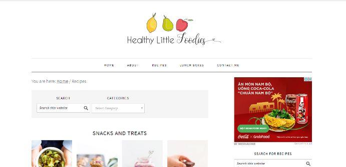 Healthy Little Foodies