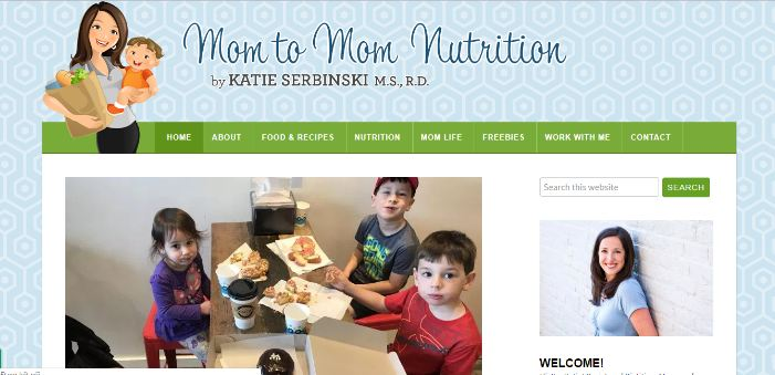 Mom to Mom Nutrition