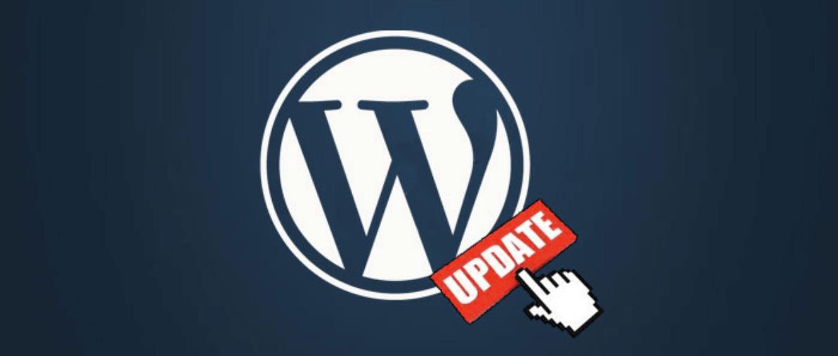 Luôn cập nhật những phiên bản mới nhất từ WordPress