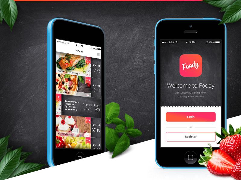 app foody giúp đặt hàng nhanh chóng