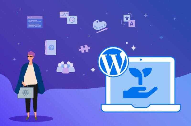 Quy trình thiết kế website WordPress tại WEBEONE