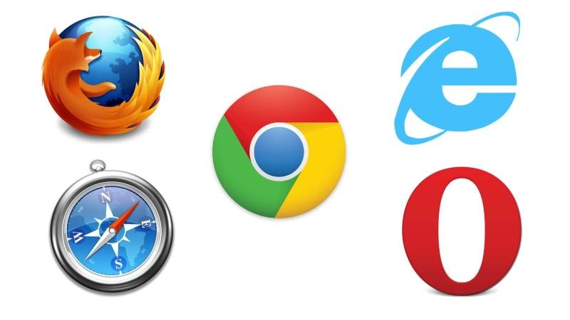 Các trình duyệt web phổ biến nhất hiện nay