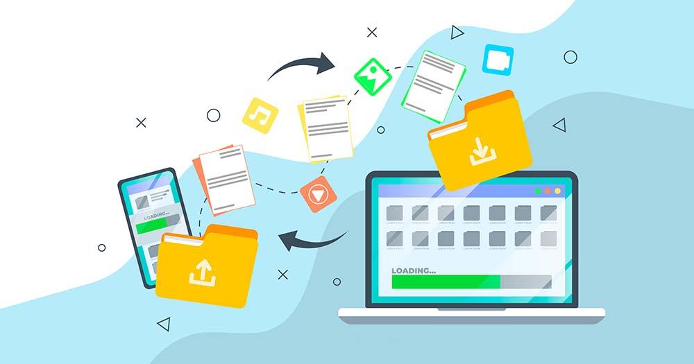 Hệ thống lưu trữ và tổng hợp file công ty lữ hành