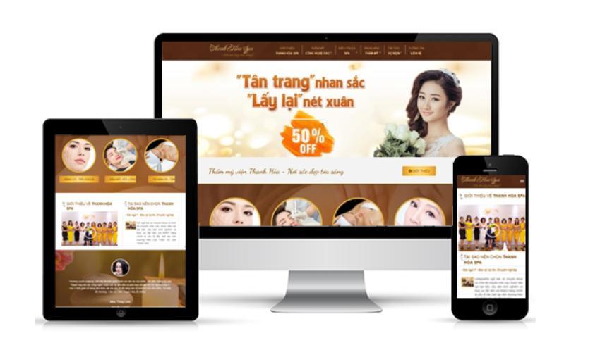 Xác định mục tiêu thiết kế website spa - thẩm mỹ viện