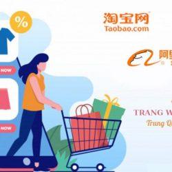 Tổng hợp trang web mua hàng Trung Quốc hàng đầu