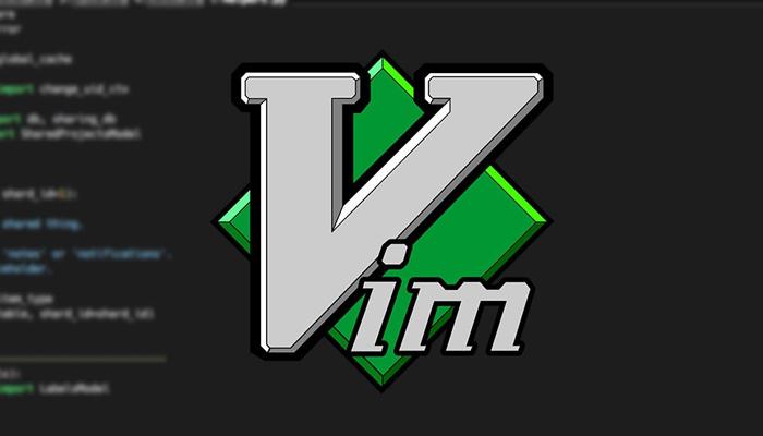 Công cụ hộ trợ thiết kế webiste - Vim