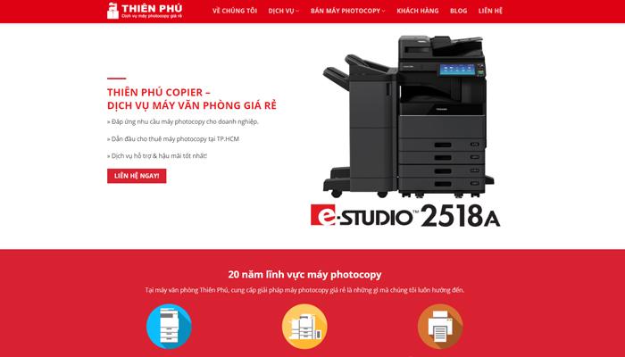 Shopmayphoto.com - Website bán máy, cho thuê máy photocopy